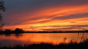 2014-11 Omsteg zonsondergang